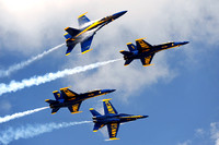 Blue Angels at NAS Key West